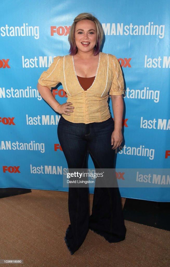 "FOX Celebrates The Premiere Of ""Last Man Standing"" With The ""Last Fan Standing"" Marathon Event : Nachrichtenfoto"