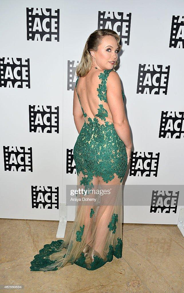 65th Annual ACE Eddie Awards : News Photo