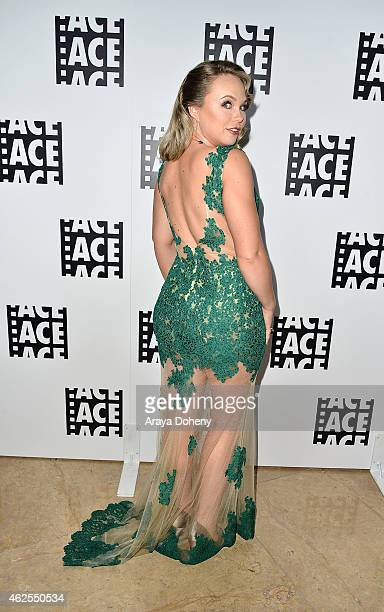 Amanda Fuller attends the 65th Annual ACE Eddie Awards at The Beverly Hilton Hotel on January 30 2015 in Beverly Hills California