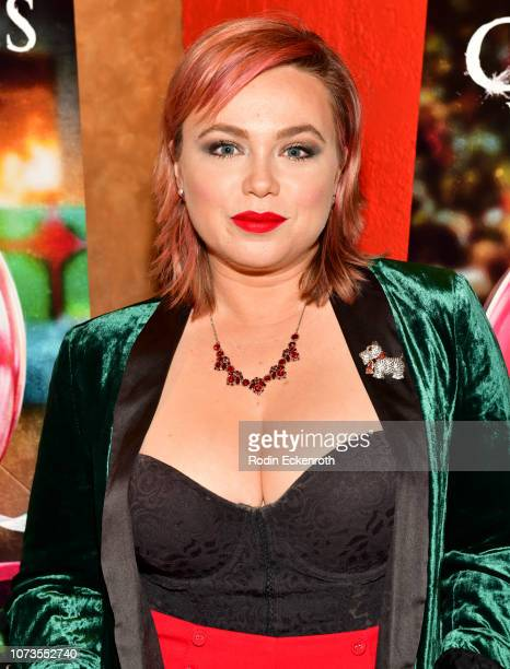 Amanda Fuller attends the screening of All The Creatures Were Stirring at the Vista Theatre on November 27 2018 in Los Angeles California