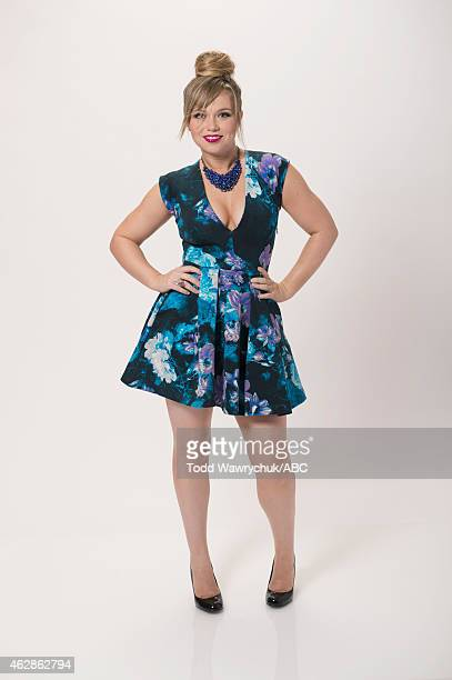 Amanda Fuller from the cast and executive producers of ABC series graced the carpet at Disney | ABC Television Group's Winter Press Tour 2015 on...