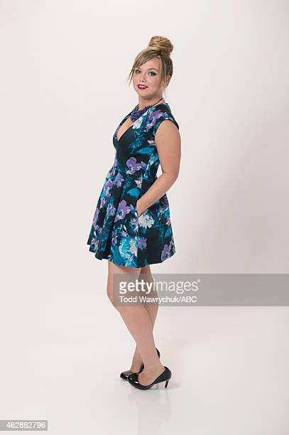 Amanda Fuller from the cast and executive producers of ABC series graced the carpet at Disney   ABC Television Group's Winter Press Tour 2015 on...