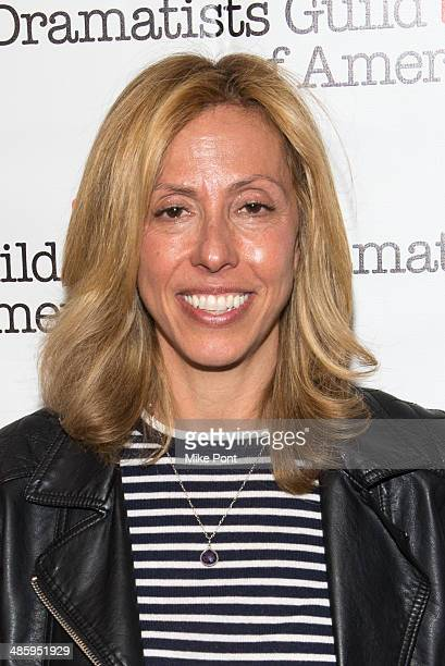 Amanda Green attends the 2014 AntiPiracy Awareness event at The Dramatists Guild of America on April 21 2014 in New York City