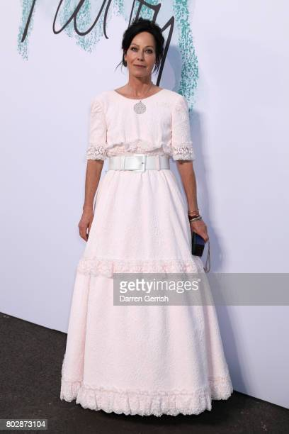 Amanda Harlech attends the Summer Party 2017 presented by Serpentine and Chanel at The Serpentine Gallery on June 28 2017 in London England
