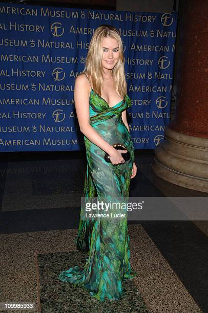 Amanda Hearst during American Museum of Natural History 2006 Annual Winter Dance at American Museum of Natural History in New York New York United...