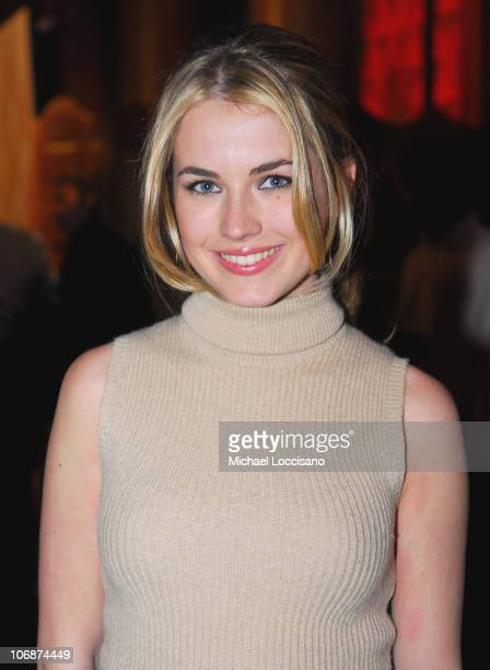 Amanda Hearst during CocaCola's Coke Side Of Life Launch Party with a Performance by NeYo March 30 2006 at Capitale in New York City New York United...