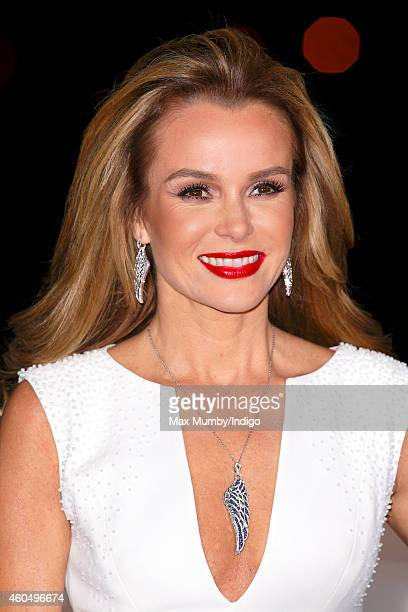 Amanda Holden attends A Night Of Heroes The Sun Military Awards at the National Maritime Museum on December 10 2014 in London England