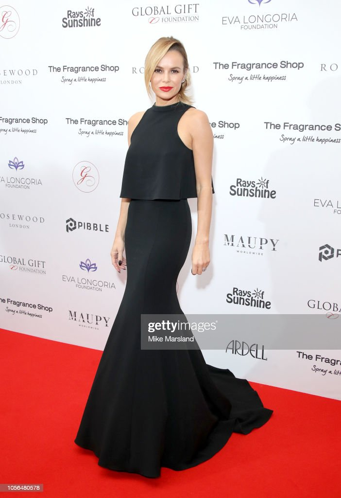 The 9th Annual Global Gift Gala - Red Carpet Arrivals : News Photo