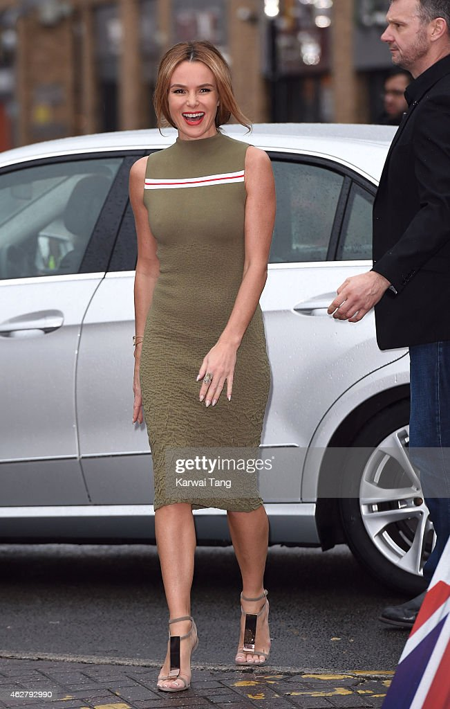 Britain's Got Talent Birmingham Auditions - Arrivals