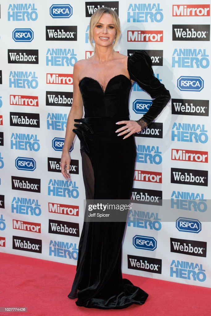 Daily Mirror & RSPCA Animal Hero Awards - Red Carpet Arrivals : News Photo
