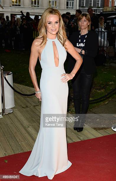 Amanda Holden attends the Glamour Women of the Year Awards at Berkeley Square Gardens on June 3 2014 in London England