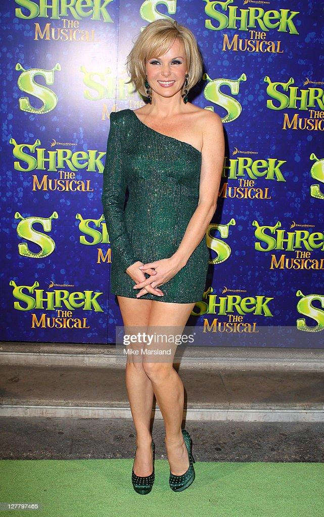 Shrek The Musical - Press Night
