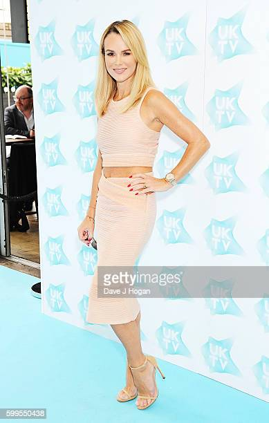 Amanda Holden attends UKTV Live 2016 at BFI Southbank on September 6 2016 in London England