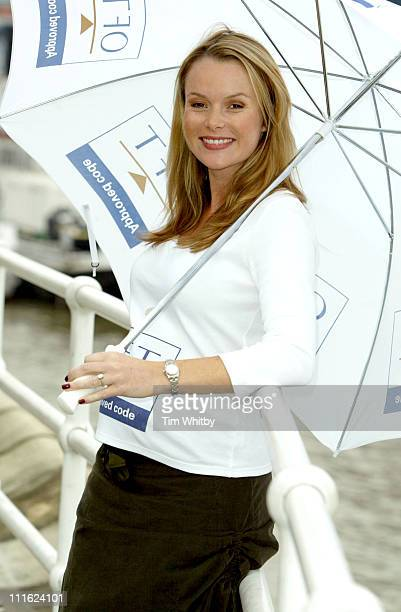 Tim cafe pictures and photos getty images amanda holden during amanda holden launches the oft codes logo scheme at blueprint cafe in london malvernweather Choice Image