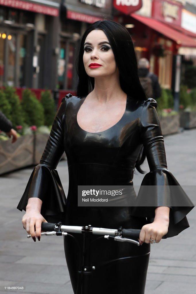 Halloween 2019 - London Celebrity Sightings : News Photo
