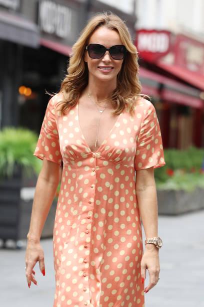 GBR: London Celebrity Sightings -  June 20, 2019
