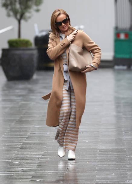 GBR: London Celebrity Sightings - December 3, 2020