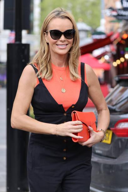 GBR: London Celebrity Sightings - May 10, 2021