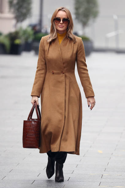GBR: London Celebrity Sightings - November 19, 2020