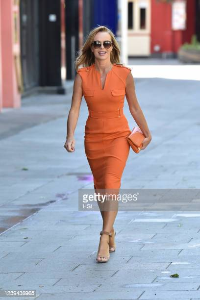 Amanda Holden sighting on June 01 2020 in London England