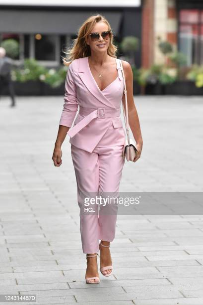 Amanda Holden sighting on June 03 2020 in London England