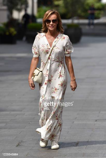 Amanda Holden sighting on May 18 2020 in London England