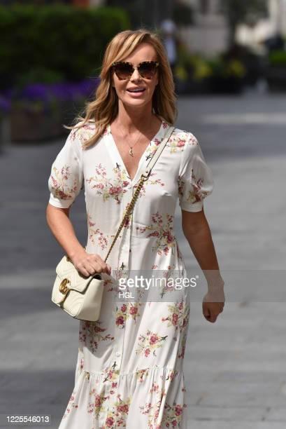 Amanda Holden sighting on May 18 2020 in London England