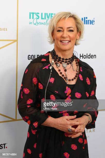 Amanda Keller attends the TV WEEK Logie Awards Nominations Party at The Star on May 27 2018 in Gold Coast Australia