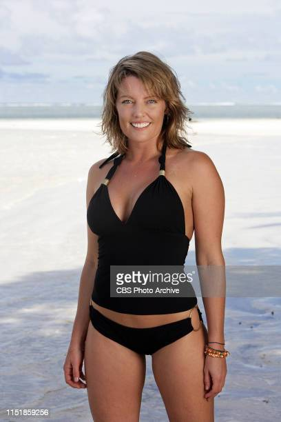 Amanda Kimmel a fashion designer from Los Angeles Calif is one of the 20 castaways set to compete in Survivor Micronesia Fans vs Favorites when the...