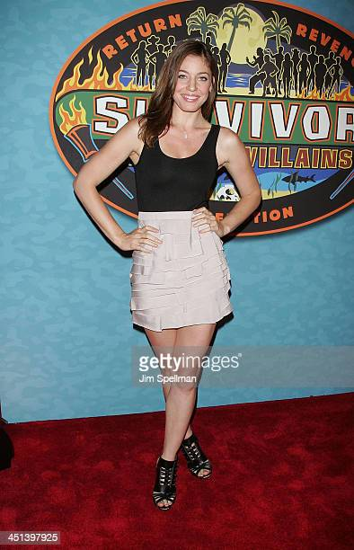 Heroes Vs Villains finale reunion show at Ed Sullivan Theater on May 16 2010 in New York City