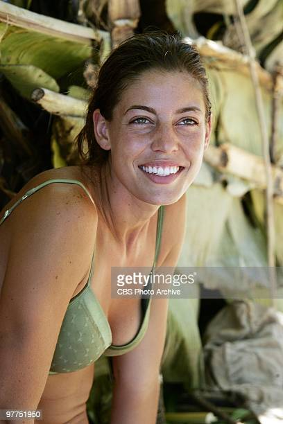 Amanda Kimmel during the fifth episode of SURVIVOR HEROES VS VILLAINS Thursday March 11 on the CBS Television Network