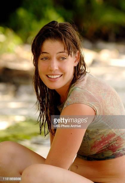 Amanda Kimmel during the first episode of Survivor Micronesia Fans vs Favorites