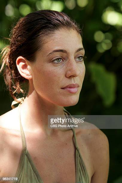 Amanda Kimmel during the sixth episode of SURVIVOR HEROES VS VILLAINS Wednesday March 24 on the CBS Television Network