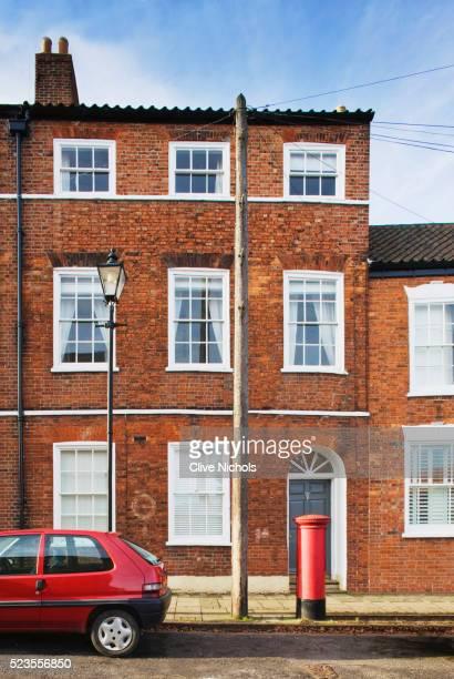 amanda knox house, grantham, england - amanda and amanda stock pictures, royalty-free photos & images