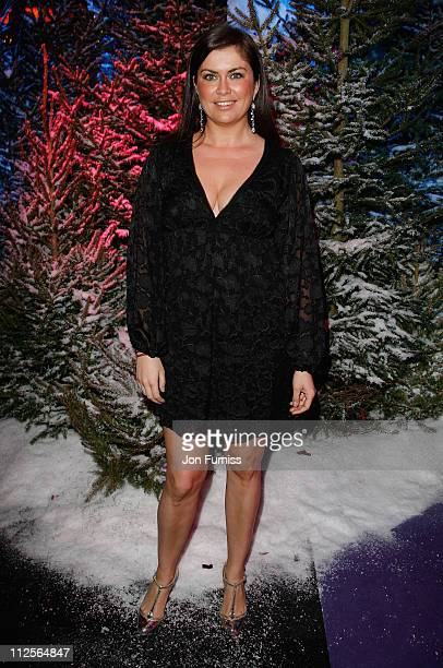 Amanda Lamb attends Capital Rocks in association with Capital Radio and the charity Help a London Child, held at the Battersea Evolution on December...