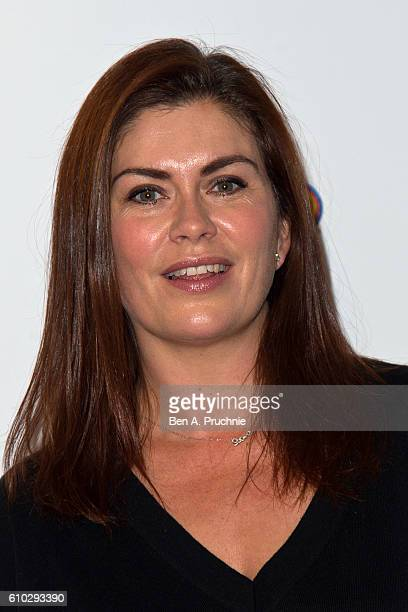 Amanda Lamb attends launch of Beanocom at Ambika P3 on September 25 2016 in London England