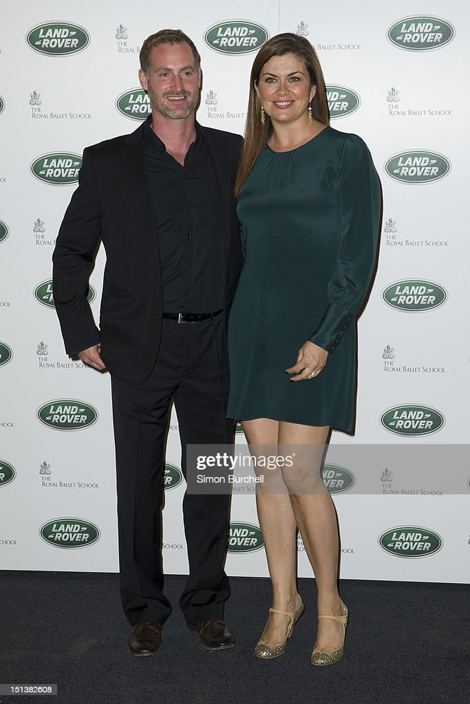 Range Rover - Global Reveal Event : News Photo