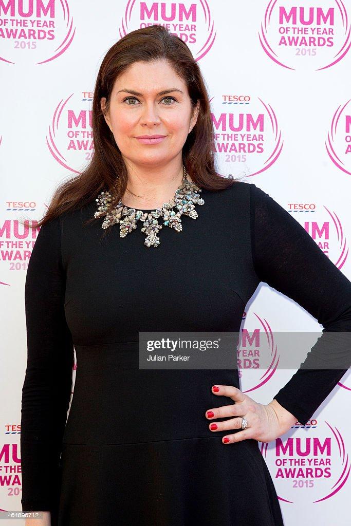 Tesco Mum of The Year : News Photo