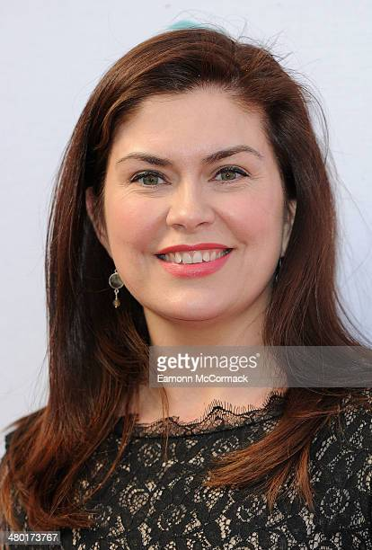 Amanda Lamb attends the Tesco Mum of the Year awards at The Savoy Hotel on March 23, 2014 in London, England.