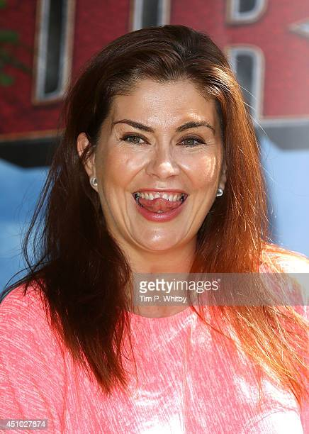 Amanda Lamb attends the UK Gala Screening of How To Train Your Dragon 2 in 3D at Vue West End on June 22 2014 in London England