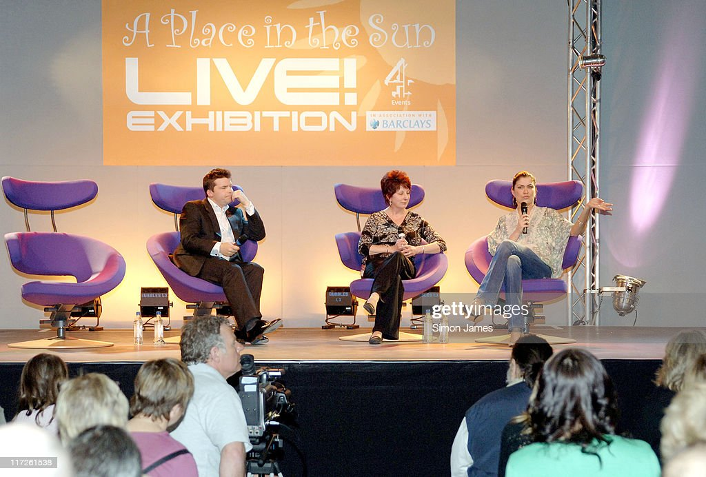 A Place in the Sun at the Overseas Property and Lifestyle Show - April 7, 2006 : News Photo