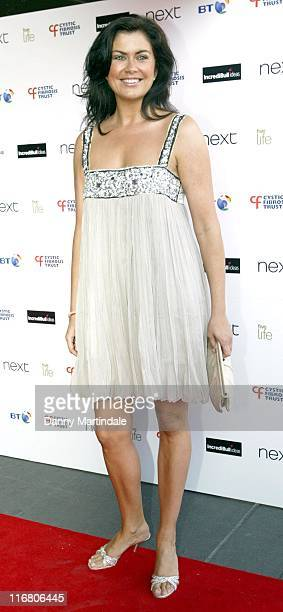 "Amanda Lamb during Cystic Fibrosis Trust ""Breathing Life Awards"" - Red Carpet Arrivals at Hilton London Metropole in London, Great Britain."