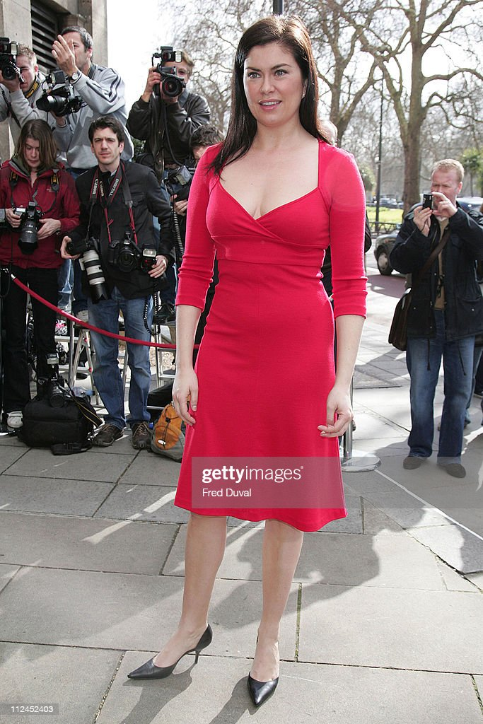 TRIC Awards 2007 - Outside Arrivals : News Photo