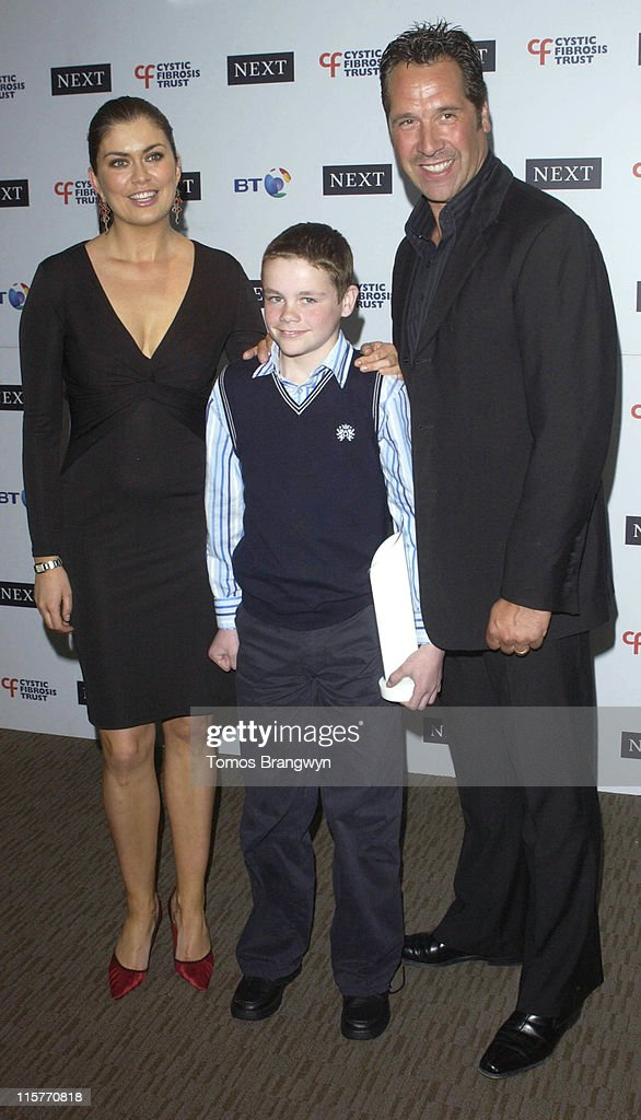 Cystic Fibrosis Trust Breathing Life Awards - Press Room : News Photo