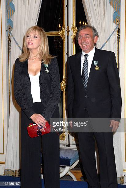 Amanda Lear Photos et images de collection