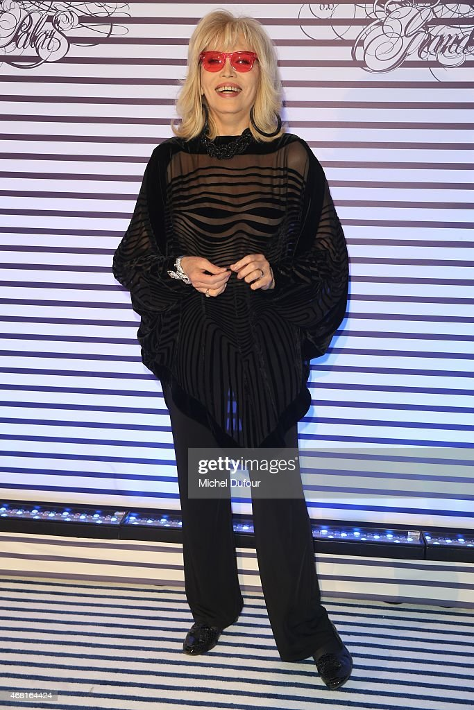 'Jean Paul Gaultier Exhibition' : Photocall - At Grand Palais
