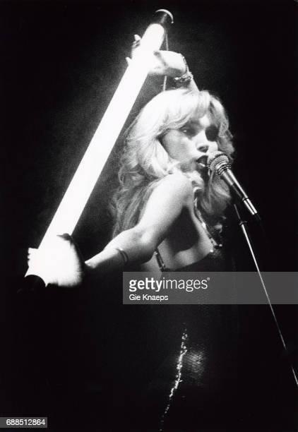 Amanda Lear Koningin Elisabethzaal Antwerpen Belgium 1981