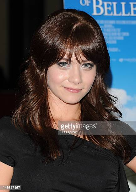Amanda Leighton attends The Magic Of Belle Isle premiere at DGA Theater on June 20 2012 in Los Angeles California