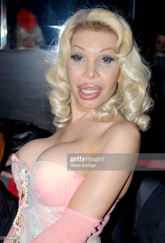 Amanda Lepore Hosts Happy Valley - March 21, 2006