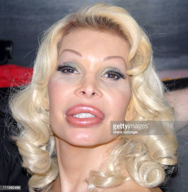 Amanda Lepore during Amanda Lepore Hosts Happy Valley March 21 2006 at Happy Valley in New York City NY United States